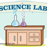 Science Laboratory Clipart